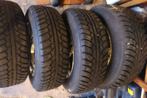 215/70R16 Winter tires for Honda Odyssey or Ridgeline