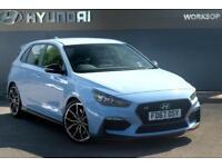 2017 Hyundai i30 2.0 T-GDi (275ps) N Performance Petrol blue Manual