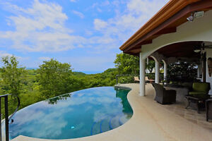 COSTA RICA - Private Pool w/Ocean Views