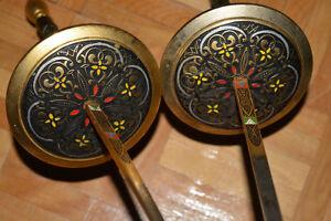 TOLEDO Fencing Swords