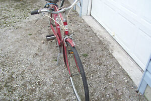 RARE MENS LARGER THREE SPEED IN HUB BIKE READY TO RIDE London Ontario image 3