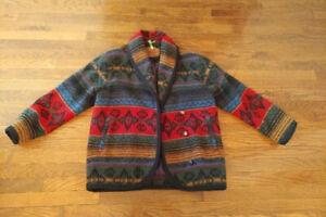 Woolrich Navajo Blanket Jacket