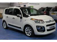 Citroen C3 Picasso 1.6TD ( 90bhp ) Selection diesel glass roof