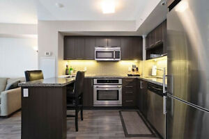 1+1 Condo Steps to Subway and Yorkdale