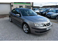 Saab 9-3 1.9TiD ( 150bhp )VECTOR SPORT 5 DOOR 2007 MODEL