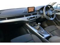2016 Audi A4 Saloon Sport ultra 2.0 TDI 150 PS 6-speed Saloon Diesel Manual