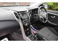2013 Hyundai i30 1.6 CRDi Style Blue Drive (128 PS) Diesel silver Manual