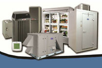 Air conditioning, Refrigeration, Rooftop, Furnace,Ductwork