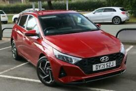 image for 2021 Hyundai i20 1.0T GDi 48V MHD Premium 5dr Hatchback Hybrid Manual