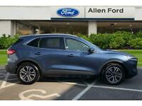 2020 Ford Kuga 2.5 PHEV Titanium 5dr CVT Hatchback PETROL/ELECTRIC Automatic