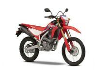 New Honda CRF 300 L 2021 - Adventure - New improved CRF 250 L 300 L