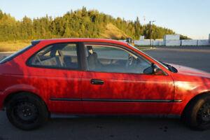 1998 Honda Civic CX Hatchback