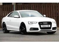 2012 AUDI A5 S5 3.0TFSI BLACK EDITION S-TRONIC QUATTRO 2DR COUPE PETROL