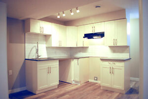 BRAND NEW LEGAL 2 Bedroom Lower Level Suite