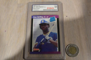 Ken Griffey Jr Rookie Card Buy Sell Items From Clothing