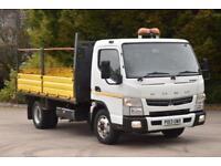 3.0 7C15 34 7500KG 2D 148 BHP RWD AUTOMATIC DIESEL TIPPER 2013
