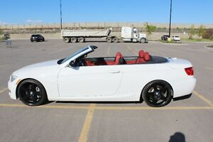 ** 2011 BMW 335is CONVERTIBLE HARD TOP M PACKAGE **
