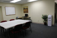 Downtown Office for Sublease