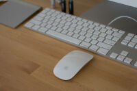 Apple mouse -