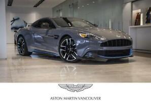 2018 Aston Martin Vanquish S Coupe