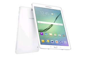 Tablette Samsung Galaxy tab e 9.6 blanc