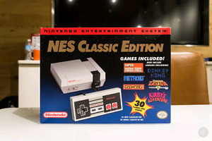 Nes classic and nes games