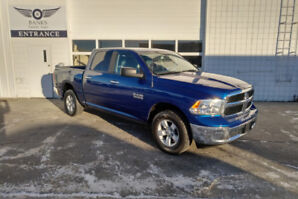 2016 RAM 1500 CREW CAB SLT 4X4 PRICED TO SELL!!!