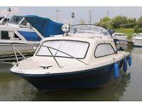 Shetland 498 16ft Cabin Cruiser