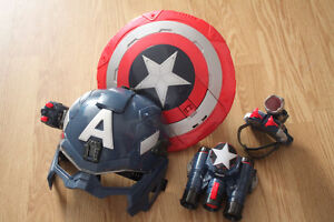 Kit Capitaine America