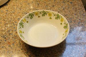 Figgjo Flint Buttercup plates & bowls