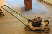 Master Craft Push Lawnmower