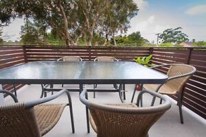 6 Seater Outdoor Dining Set Yowie Bay Sutherland Area Preview
