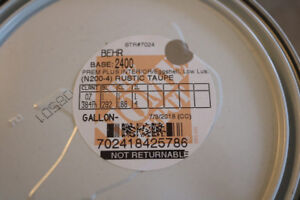 Interior Paint - 2 Gallons