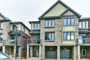 **BRAND NEW ANCASTER END UNIT 3 BEDROOM + DEN TOWNHOUSE FOR RENT