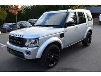 2015 15 LAND ROVER DISCOVERY 3.0 SDV6 HSE LUXURY 5D AUTO 255 BHP DIESEL