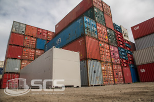 20' - 40' SHIPPING CONTAINERS FOR SALE !!