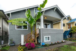 Vancouver East Home Available Jan 15 or Feb 1