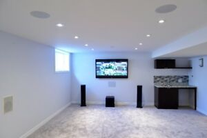 TV and Home Theater installation