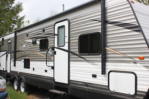 Fantastic Hybrid Trailer For Sale