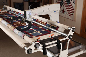 APQS Lenni Long Arm:  Complete Quilting System:  SALE!!!