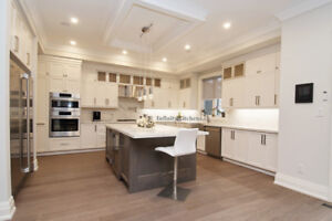 Custom Kitchen Cabinets at Affordable Prices! Sale 60% Off!