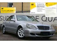 Mercedes-Benz S320 3.2TD auto S320 CDi BARGAIN PRICED BE QUICK ! FSH