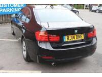2014 14 BMW 3 SERIES 2.0 320D EFFICIENTDYNAMICS 4D AUTO 161 BHP DIESEL