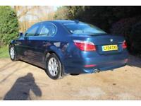 2004 04 BMW 5 SERIES 3.0 530D SE 4D AUTO 215 BHP DIESEL