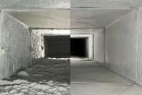 Nettoyage du conduit de ventilation