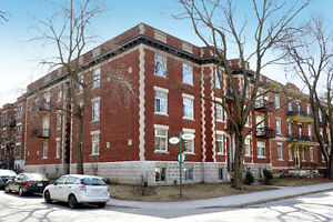 2 Bedrooms Outremont Completely Renovated