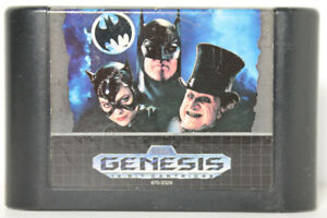Sega Genesis-Batman Returns