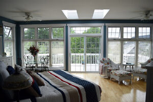 Upscale B&B in center of St. Andrews, NB