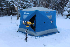 Ice Fishing Package(Tent&Auger)
