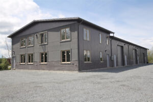 Warehouse / Office New Build For Lease in Val Caron!
